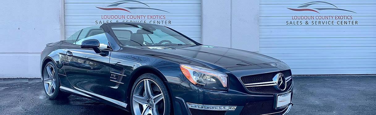 Mercedes-Benz Service | German Car Repair | Luxury Car Repair